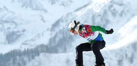 Terra mostra caminho para competir em esportes de neve; veja