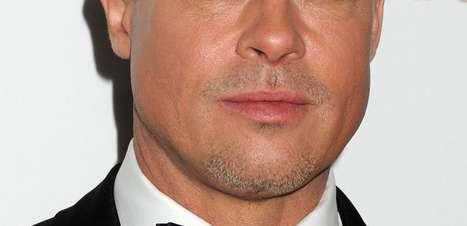 'Eu nunca pensei que eu iria ganhar um Oscar', diz Brad Pitt