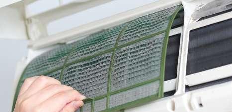 Uso em excesso e sujeira do ar-condicionado provocam gripe
