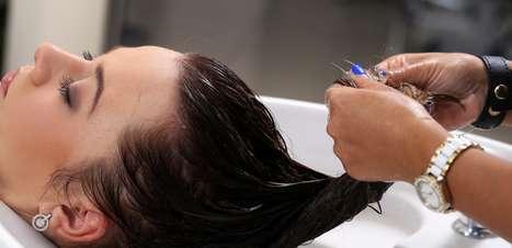 Sete cuidados preservam cabelo de quem usa química; confira