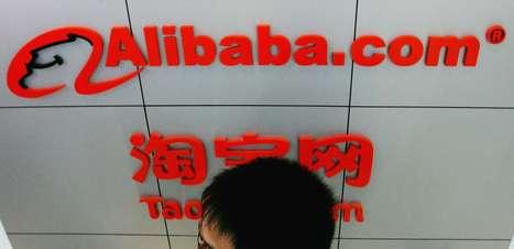 Alibaba: empresa chinesa vende mais que Amazon e eBay juntos