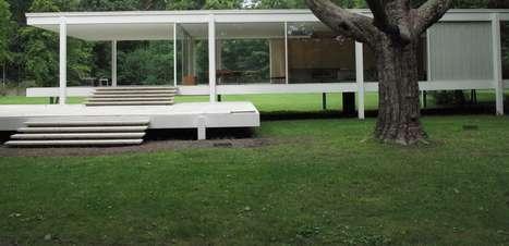 Quase 'setentão', projeto nos EUA põe Modernismo na floresta