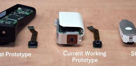 """Novo scanner portátil revela """"composição química"""" de objetos"""