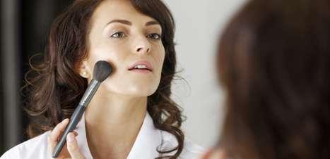 Erros de cuidado com a pele podem até prejudicar a maquiagem