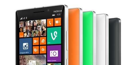 Microsoft começa a vender smartphone Lumia 930 por R$ 1.900