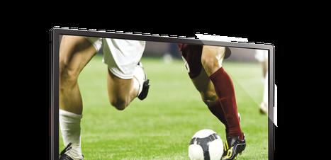 """LG lança TV de 28"""" com recursos para Copa do Mundo"""