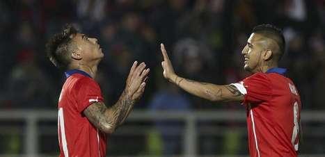 Experiência de jogadores na Europa deixa chilenos confiantes