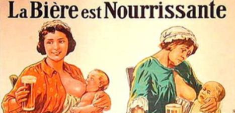 Veja anúncios que indicavam fins medicinais da cerveja