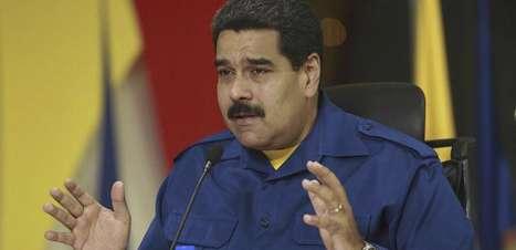 Maduro lamenta 'tragédia' do Brasil contra Alemanha