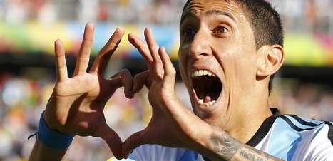 Di María e Messi dão sobrevida para Argentina após 117min