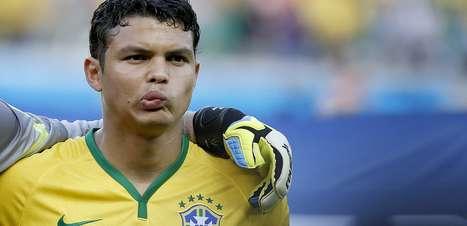 Thiago Silva rebate crítica de ex-jogadores: falam besteiras