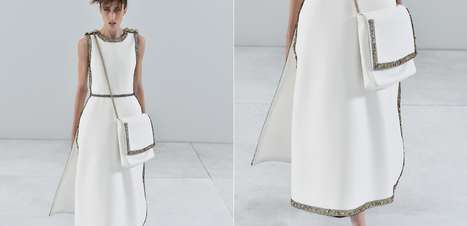 Após tênis, alta-costura da Chanel tem rasteirinhas