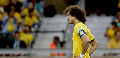 Veja reações dos jogadores brasileiros com goleada