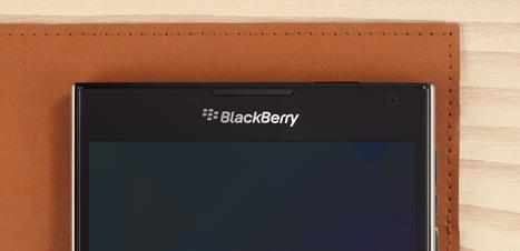BlackBerry terá assistente virtual como Siri e Cortana