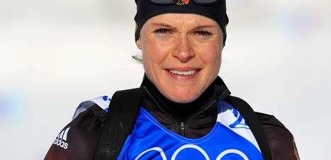 Alemã bicampeã nos Jogos de Inverno é suspensa por doping