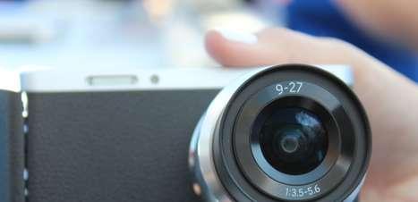 Samsung lança novas câmeras da linha NX a partir de R$ 1.699