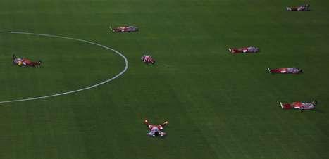 Greve: jogadores do Barueri encerram chance de novo W.O.