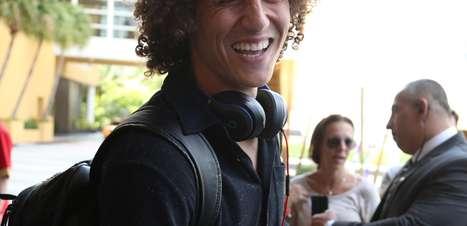 David Luiz diz que assimilou vexame e vê apoio da torcida