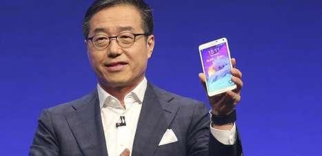 Analistas esperam lucro fraco da Samsung no terceiro tri