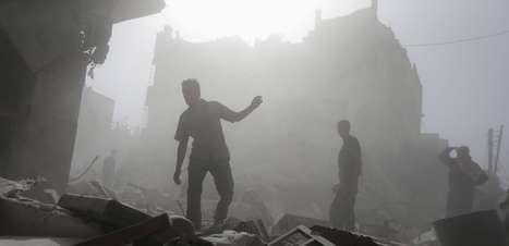 Ataques da coalizão na Síria matam 14 jihadistas e 5 civis
