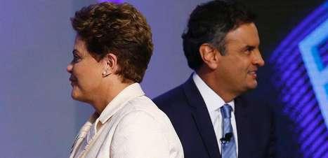 Ibope: Aécio e Dilma têm empate técnico no 2º turno