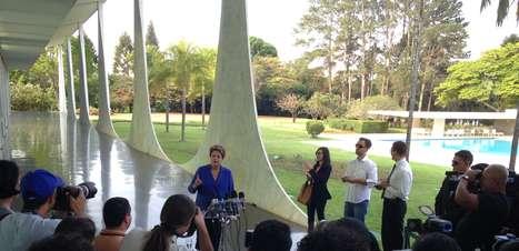 Dilma admite que houve desvio de dinheiro da Petrobras