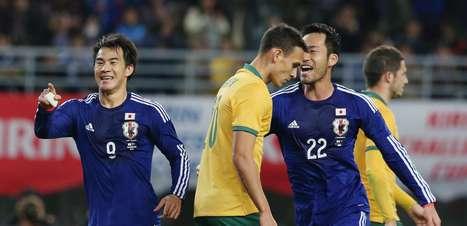 Com direito a golaço, Japão vence Austrália em amistoso