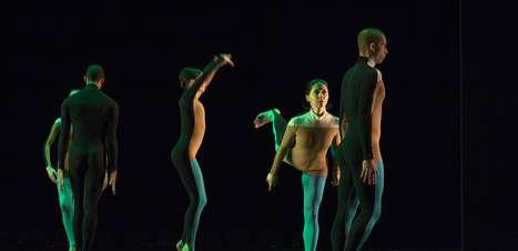 Abertura de festival de dança emociona plateia no RJ