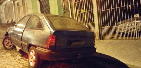 vc repórter: bairro tem mais de 10 carros abandonados em SP