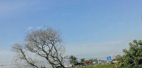vc repórter: troca de tiros fecha a BR-101 no RJ