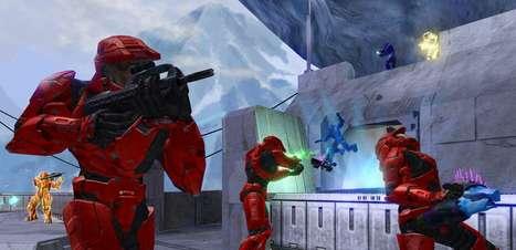 Lembre como Halo 2 revolucionou e o que Halo 5 traz de novo