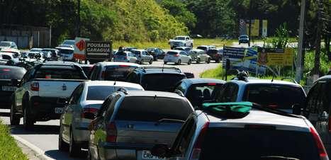 Estradas de SP receberão 4 milhões de veículos no feriadão