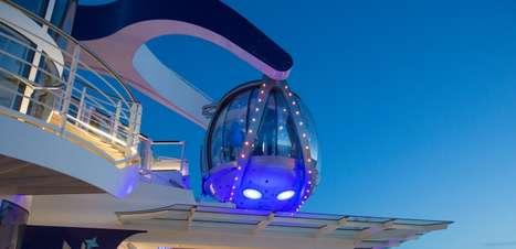 De bar de gelo a robótico; confira 10 opções em cruzeiros