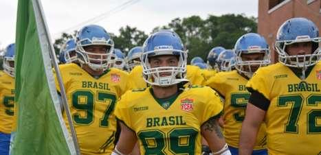 Brasil vê 'boom' de praticantes e fãs do futebol americano