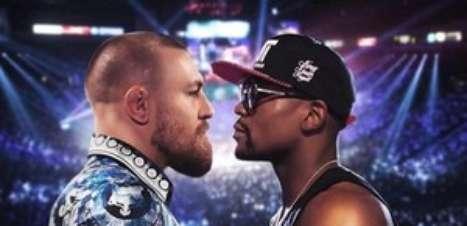 Mayweather não descarta luta com McGregor: 'é possível'
