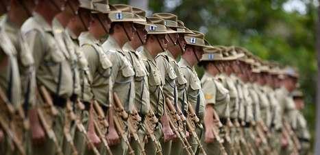 """Cadetes australianos foram abusados como """"rito de passagem"""""""