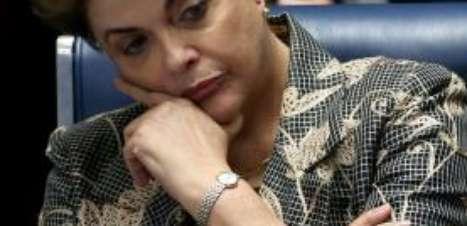 """Dilma diz ser """"estranhíssima"""" votação fatiada do processo"""