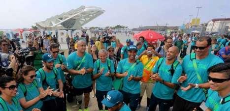 Brasil investe R$ 375 milhões para ser top 5 na Paralimpíada