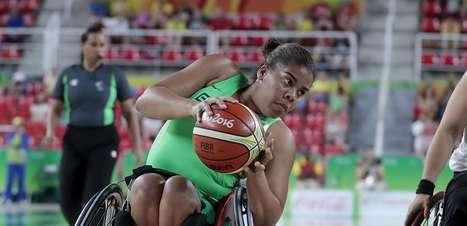 Brasileiras caem nas quartas do basquete em cadeira de rodas