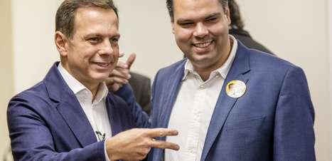 João Doria é eleito prefeito de São Paulo