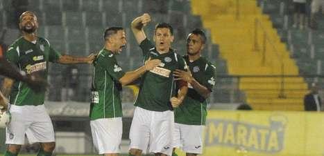 Guarani pode ser o 1º campeão do Brasil em três divisões