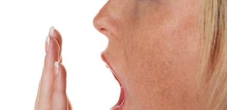 Fique atento: mau hálito pode indicar insuficiência renal