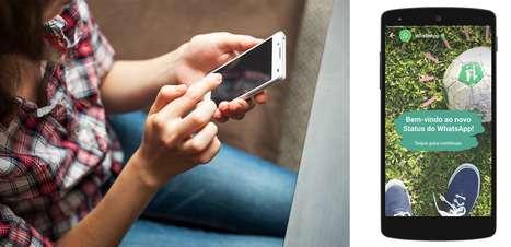 WhatsApp traz função de vídeos e fotos que somem em 24h