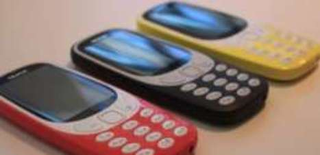 Nokia desfaz suspense e confirma volta do celular 'tijolão' 17 anos após lançamento