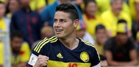James e Cuadrado garantem vitória da Colômbia sobre Equador