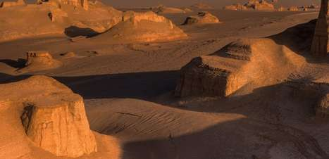 Irã, 70°C: os mistérios do deserto de Lut, o lugar mais quente da Terra