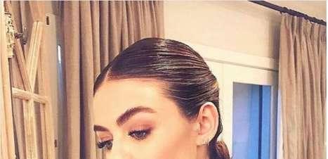 Como fazer o penteado lindo da Lucy Hale, de PLL