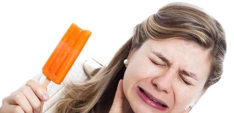 Os dentes ficam mais sensíveis durante o verão?