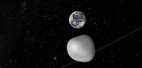 A rocha gigante que passará 'raspando' na Terra e vai por à prova um sistema de alerta para asteroides