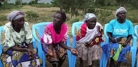 Mulheres quenianas lutam contra ritual tradicional que exige sexo com estranhos para 'purificação' de viúvas